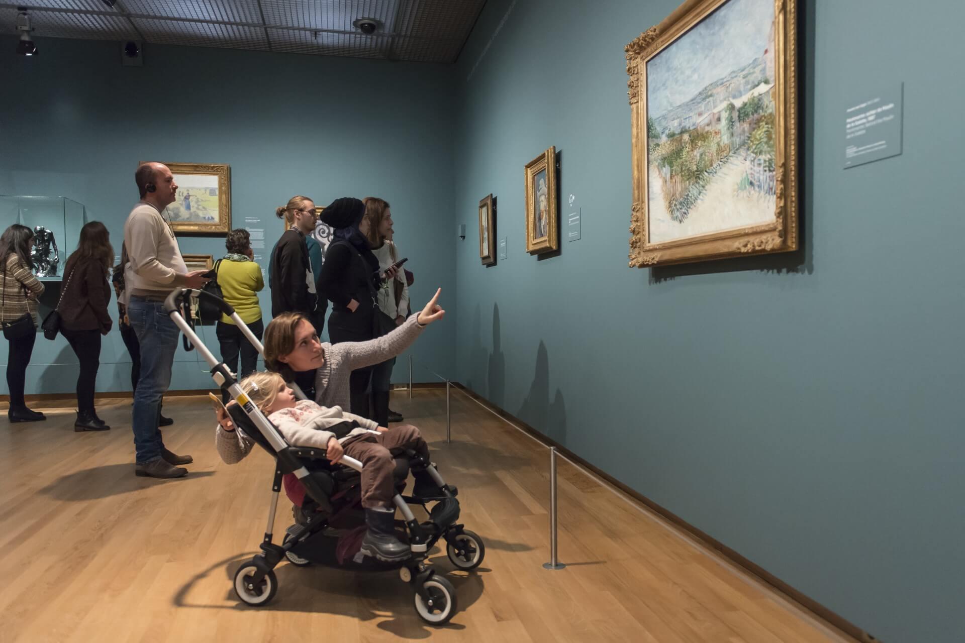 Family Friendly Van Gogh Museum